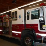 Recent purchase of 1993 Volvo fire engine from Oyster River VFD