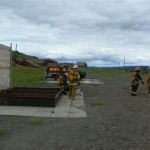 Fire Course wtih 100MHVFD - July 2011 (2)