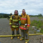 Fire Course wtih 100MHVFD - July 2011 (4)