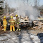 Moose Point Fire  - March 2010 (1)