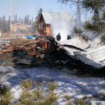 Moose Point Fire - March 2010 (3)