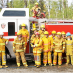 All Volunteer Fire Fighters